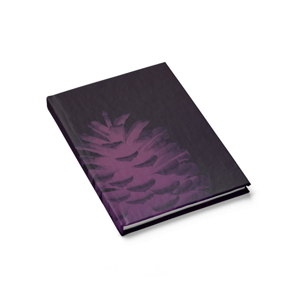 Plum Pinecone Journal - Ruled