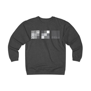 "Women's, Men's, and Teen's ""Relax"" Heavyweight Fleece Crew"