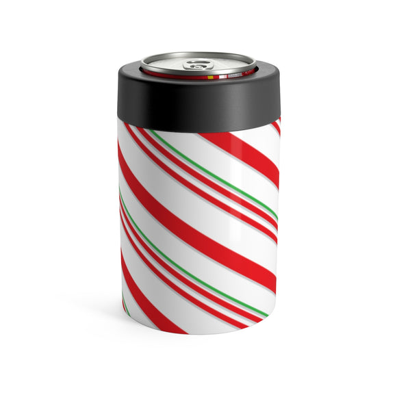 Candy Cane Can Holder
