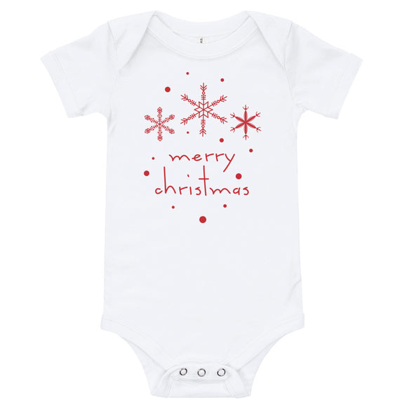 Merry Christmas / I love you Baby T-Shirt
