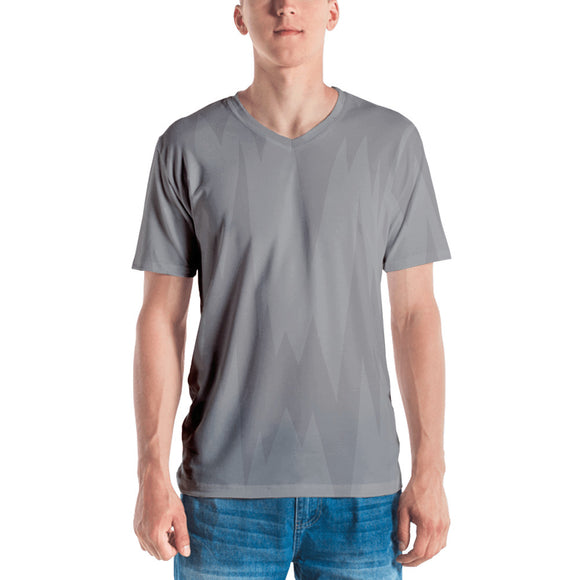 GraphMe Gray Men's T-shirt