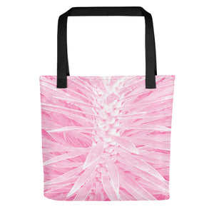 Prickly Palm #2 Pink Tote bag