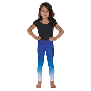 Kid's Snowflake Leggings