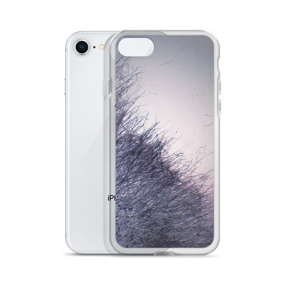 Shrimp Shell (Pale) iPhone Case