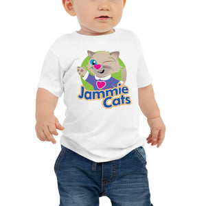 Jammie Cats™ Kids Wink: Baby Jersey T-shirt