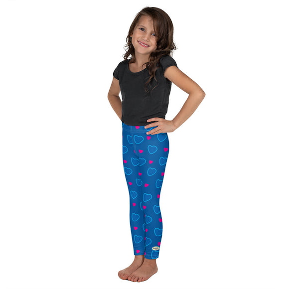 Jammie Cats™ Kids Heart Leggings