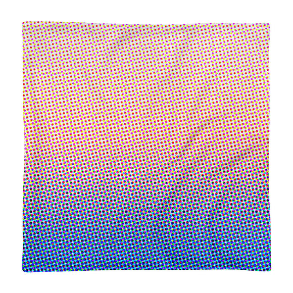 Halftone #1 Pillowcase Only