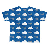 Jammie Cats™ Toddler Clouds T-shirt