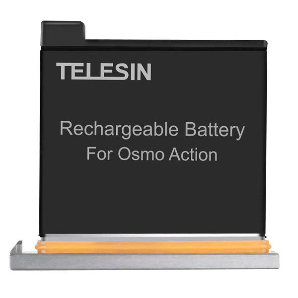 Telesin Rechargeable Battery for DJI Osmo Action Camera