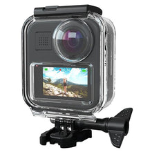 Load image into Gallery viewer, Telesin 45M Waterproof Case for GoPro Max Touch Screen with Anti-Fog Strips