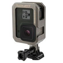 Load image into Gallery viewer, Telesin Aluminum Frame Shell Cage for GoPro Hero 8 Action Camera