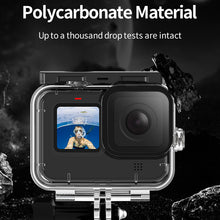 Load image into Gallery viewer, Telesin Waterproof Case for GoPro Hero 9 Black Camera