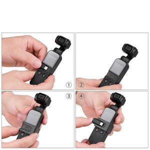 Telesin Frame Case Holder for DJI Osmo Pocket