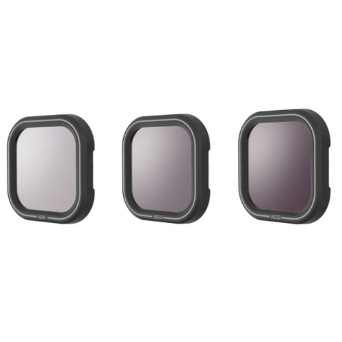Telesin Magnetic ND Filter Set for GoPro Hero 8 Camera
