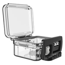 Load image into Gallery viewer, Telesin Waterproof Case for GoPro Hero 8 Action Camera