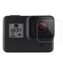 Load image into Gallery viewer, Telesin Tempered Glass Screen Protector for GoPro Hero 8 Action Camera