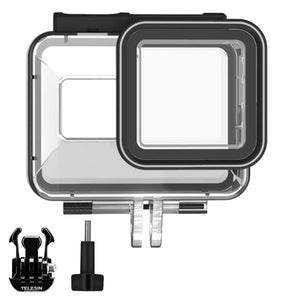 Telesin Waterproof Case for GoPro Hero 8 Action Camera