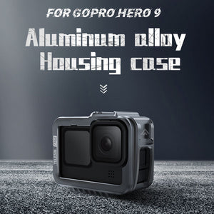 Telesin Aluminum Frame  Cage for GoPro Hero 9 Camera