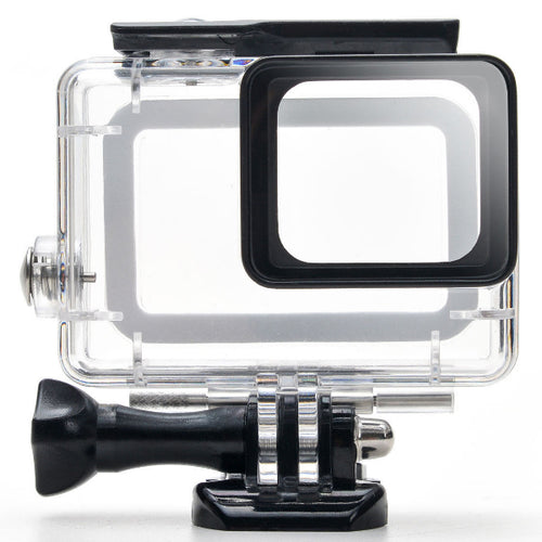 Telesin Waterproof Case for GoPro Hero 5, Hero 6, Hero 7 Cameras (no need remove lens)
