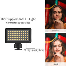 Load image into Gallery viewer, Telesin LED Fill Light
