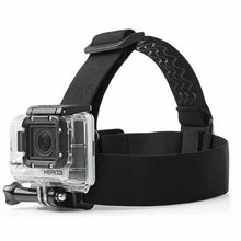 Load image into Gallery viewer, Telesin Head Strap with Phone Holder for Action Cameras and Smartphones