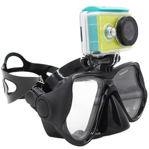 Telesin V2 Goggles Diving Mask with Built-in Camera Mount
