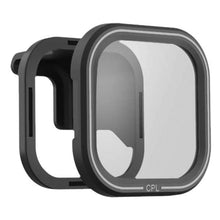 Load image into Gallery viewer, Telesin Magnetic CPL Filter for GoPro Hero 8 Camera