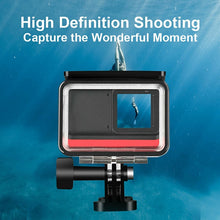Load image into Gallery viewer, Telesin Waterproof Case for Insta360 One R Camera