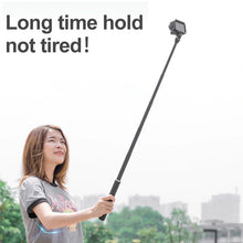Load image into Gallery viewer, Telesin Carbon Fiber Monopod + Aluminum Tripod for Action Cameras