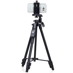 Yunteng VCT-5208 Tripod Stand for Cameras and Mobile Phone