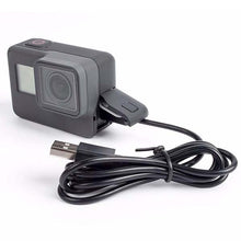 Load image into Gallery viewer, Telesin USB Type-C Charging Cable For GoPro Hero Action Cameras