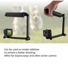Load image into Gallery viewer, Telesin 3-Way Monopod, Tripod, and Floater for Action Cameras
