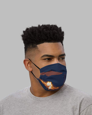 The Bonfire Face Mask (ft. Mvrs) - MVSRI