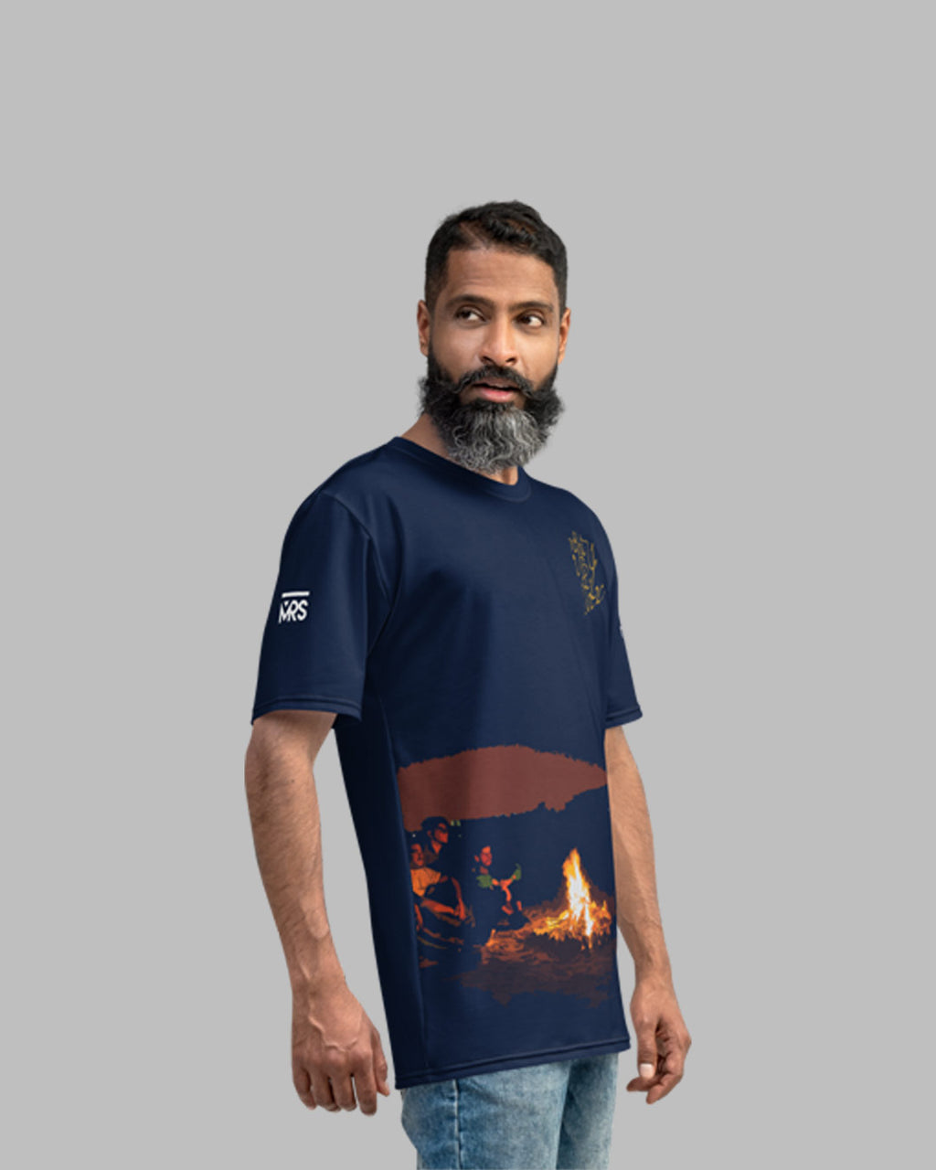 The Bonfire T Shirt (ft. Mvrs) - MVSRI