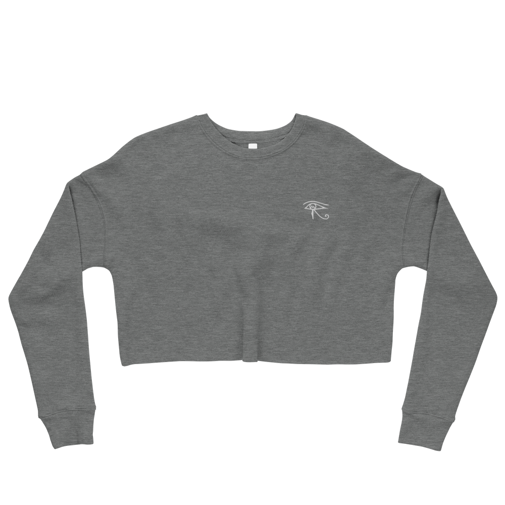Mvsri Essential Crop Sweater - MVSRI