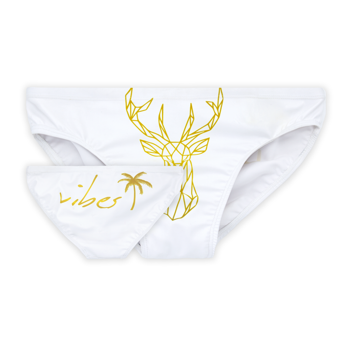 White speedos mens aussie swimwear