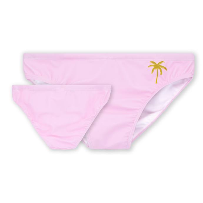 Pink Pastel Palms - Saintcollective