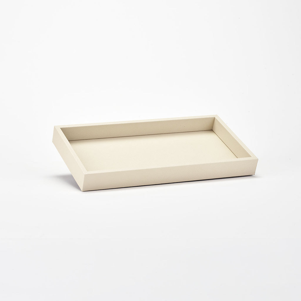 PINETTI RECTANGULAR TRAY L · LIVERPOOL CREAM