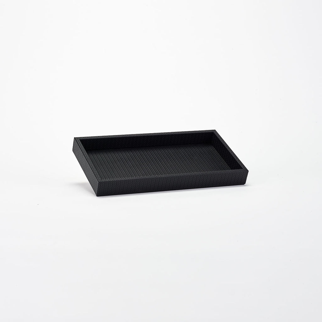 PINETTI RECTANGULAR TRAY L · FIRENZE BLACK