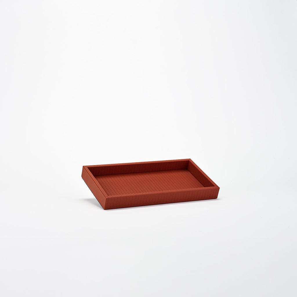 PINETTI SMALL RECTANGULAR TRAY L SAMURAI FIRENZE CANYON