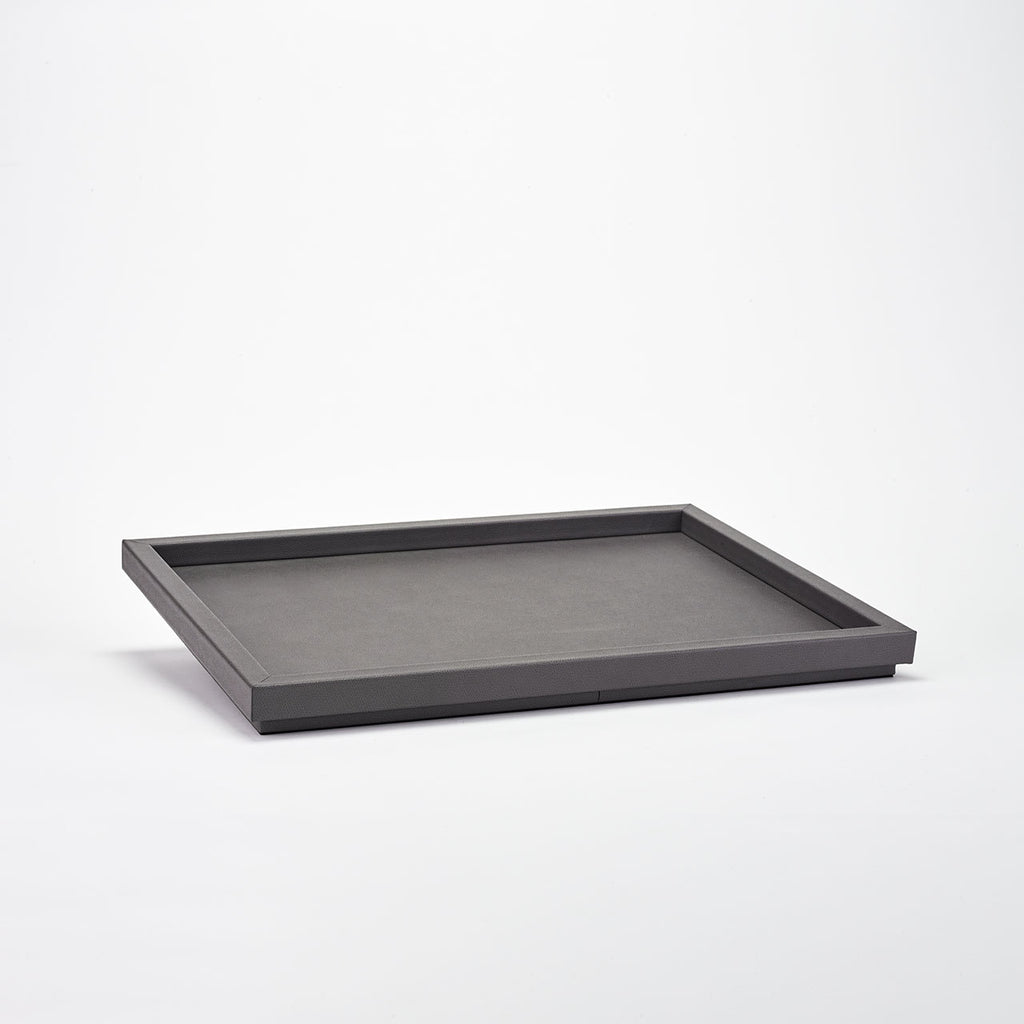 PINETTI RECTANGULAR TRAY XL · SAMURAI LIVERPOOL DARK GREY