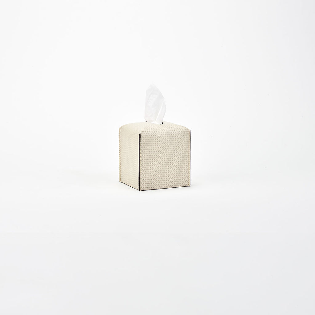 PINETTI TISSUE BOX SQUARE · FIRENZE CREAM