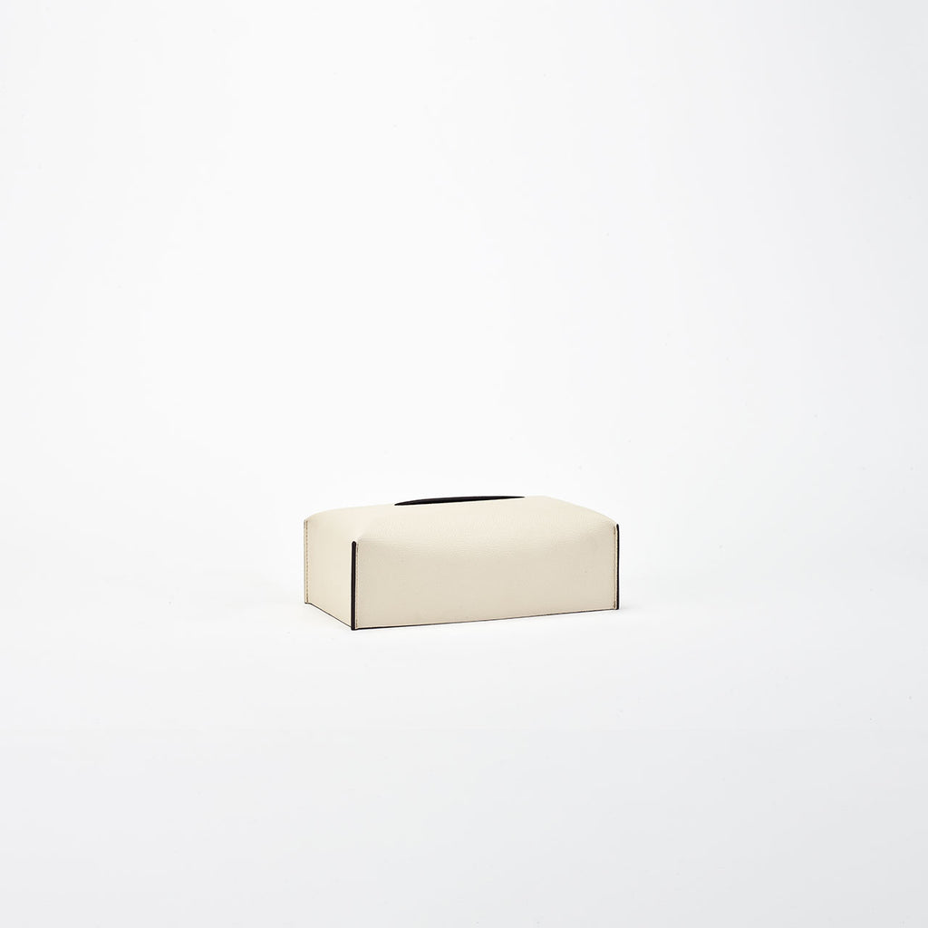 PINETTI TISSUE BOX RECTANGULAR · LIVERPOOL CREAM
