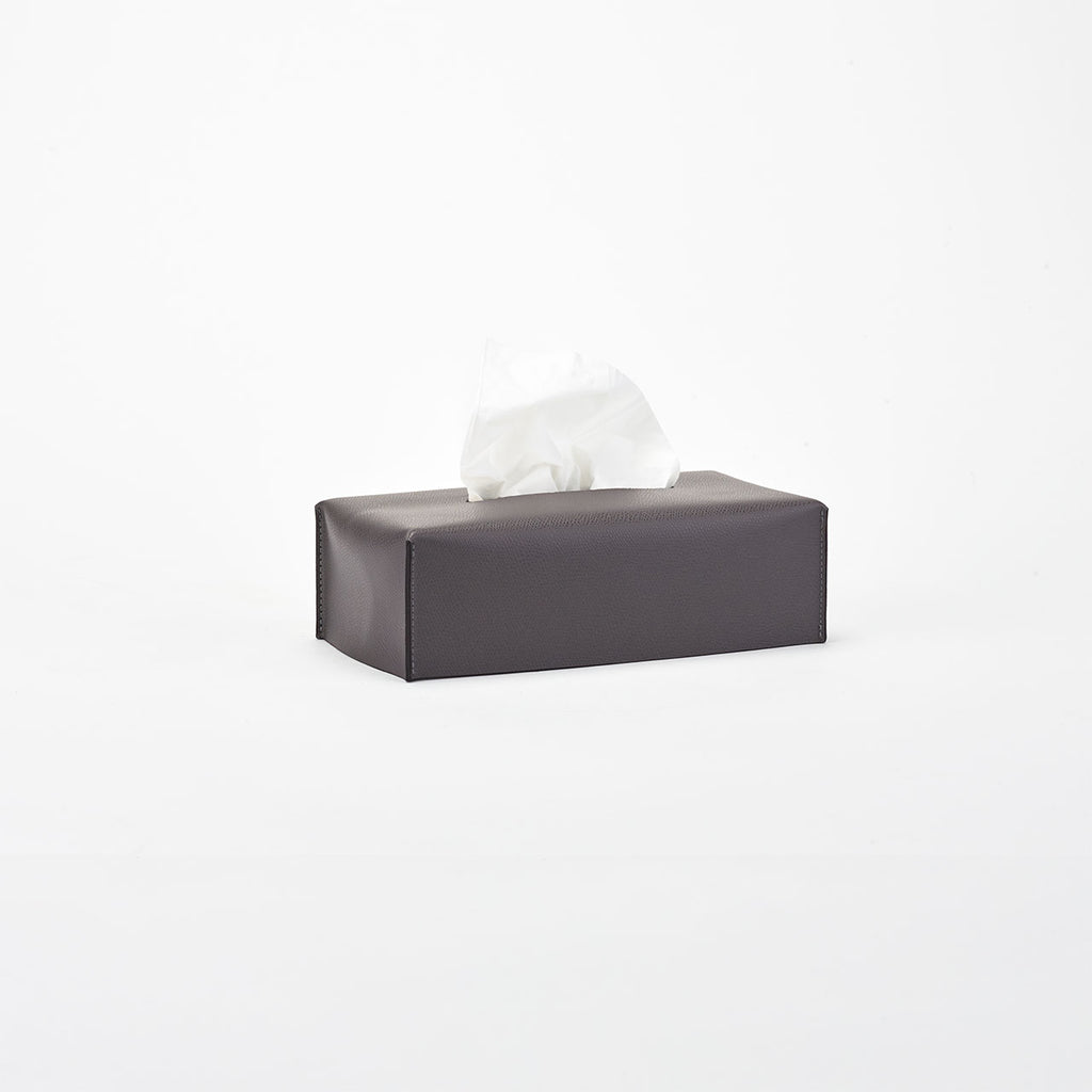 PINETTI TISSUE BOX RECTANGULAR · LIVERPOOL DARK GREY