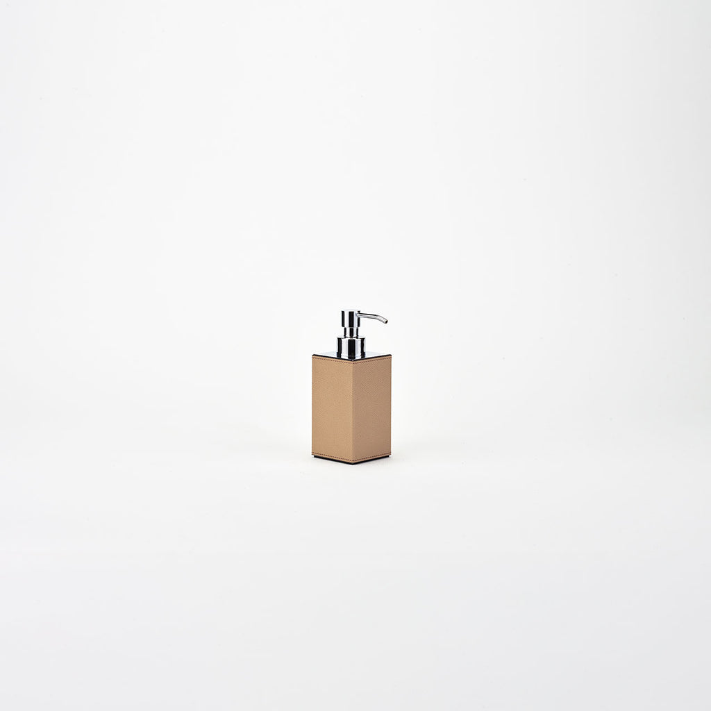 PINETTI SOAP DISPENSER · LIVERPOOL TAUPE