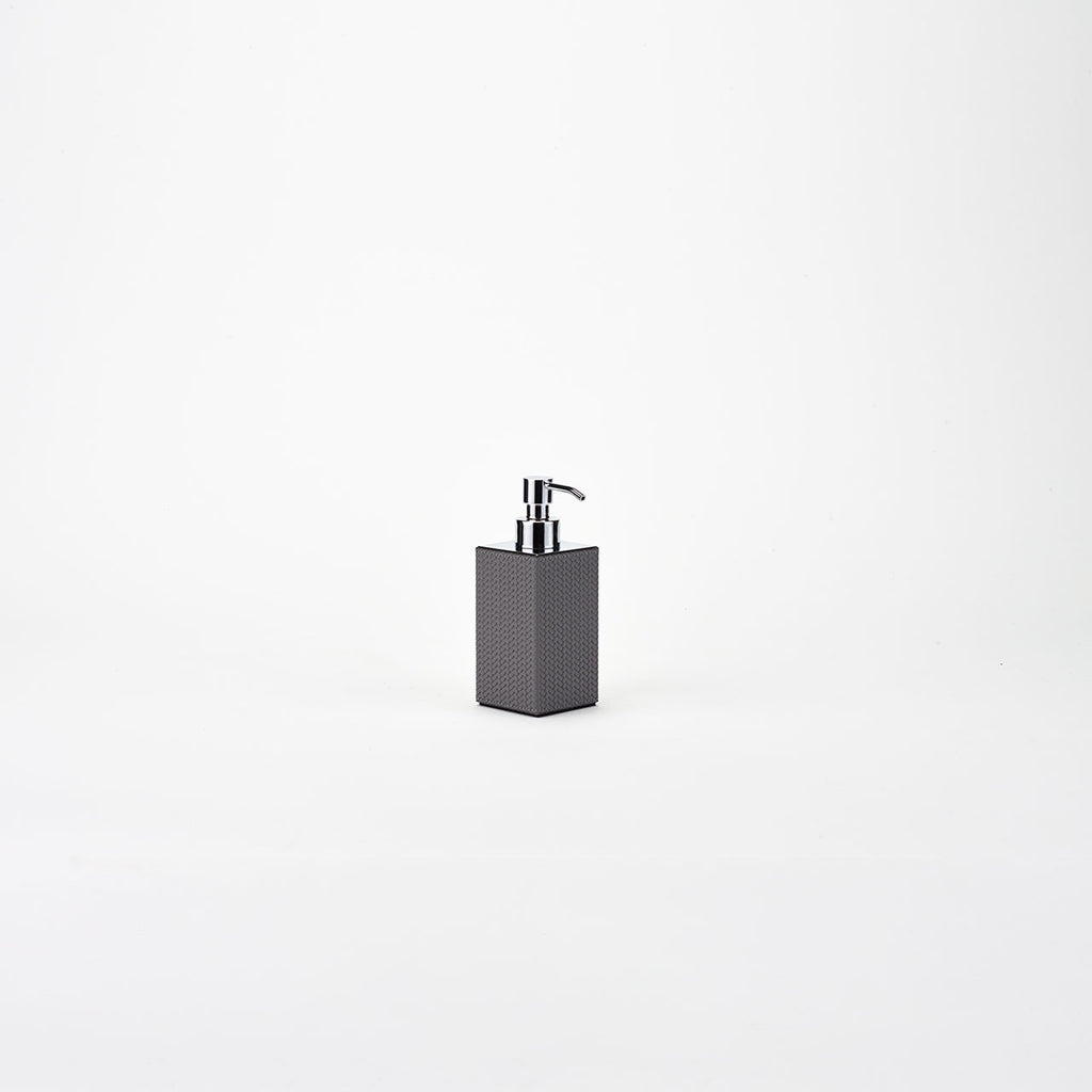 PINETTI SOAP DISPENSER · FIRENZE DARK GREY