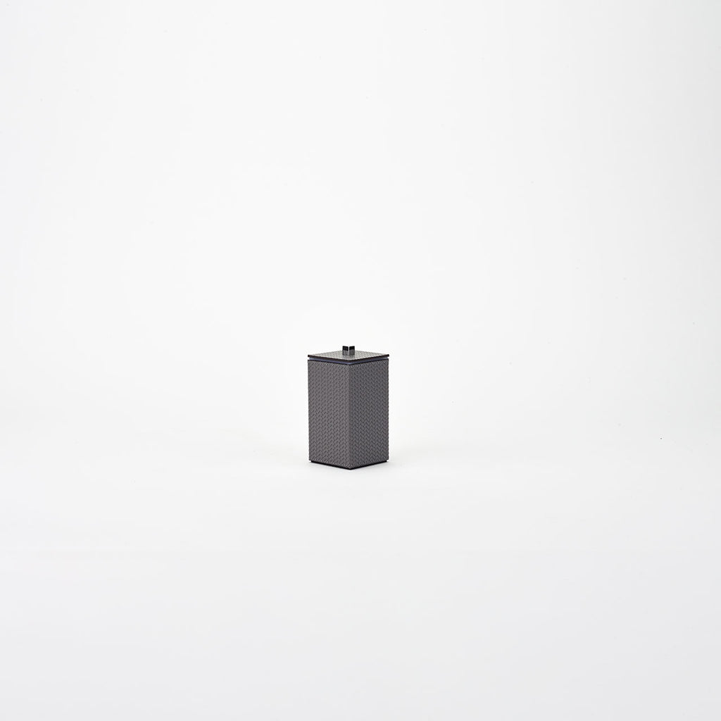 PINETTI COTTON PAD HOLDER · FIRENZE DARK GREY