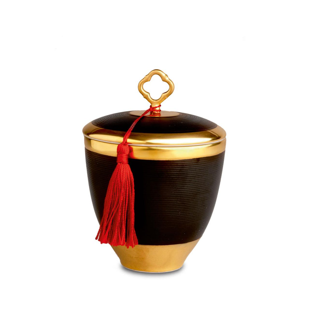 Key Scented candle colour: black&gold
