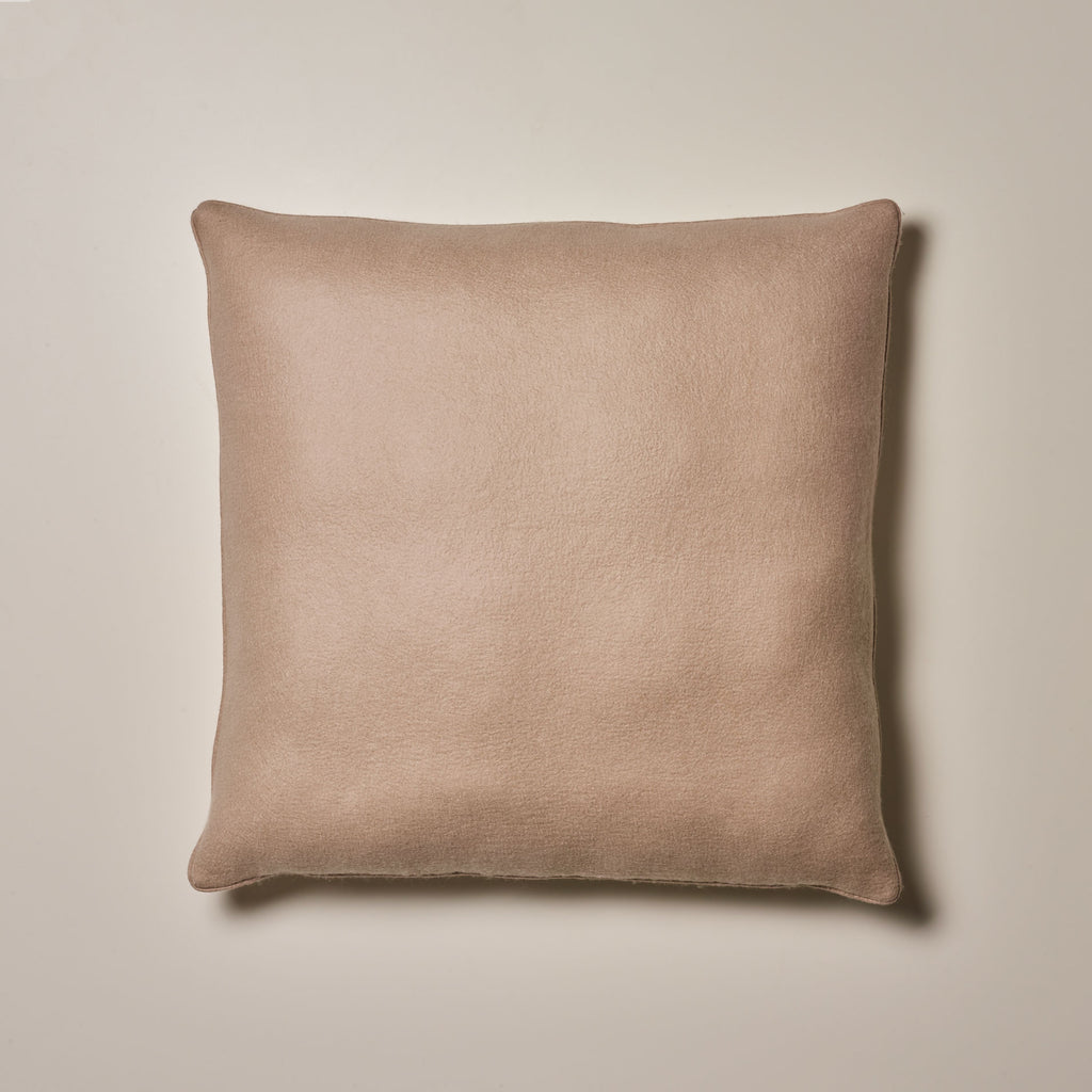 CASHMERE FELT CUSHION SMALL