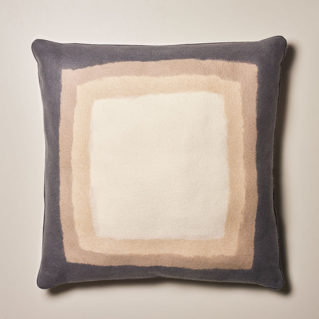 CASHMERE FELT CUSHION BIG